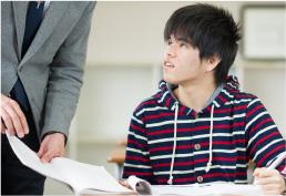 ひとりひとりの学習ペースに合わせて、丁寧に勉学をサポート