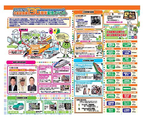 大宮駅開業130周年記念イベント