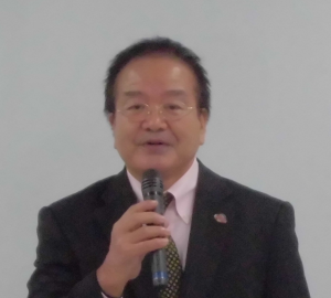 柴田國明氏